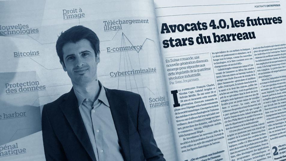 Gabriel Avigdor, avocat PME magazine